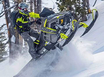 Snowmobile's